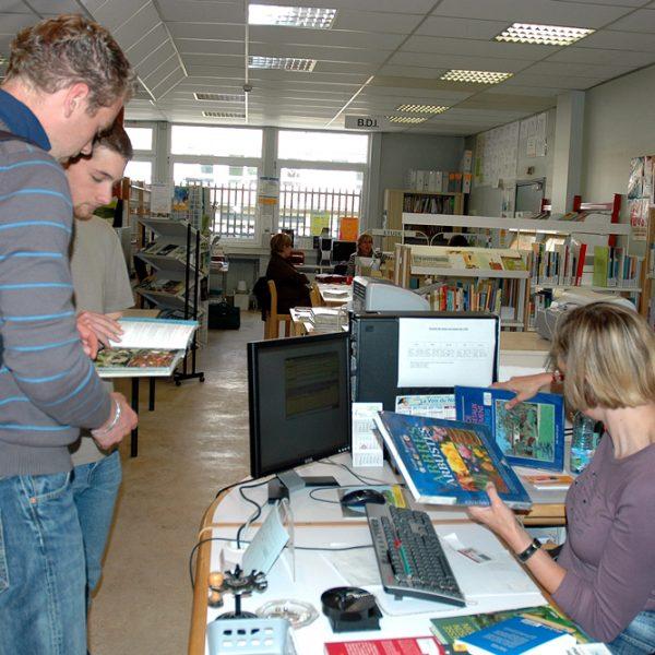 Centre de Documentation et d'information