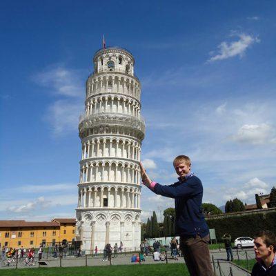 Les BTS PA découvrent la culture du paysage italienne