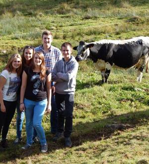 «Passion élevage» pour nos jeunes au salon de l'agriculture