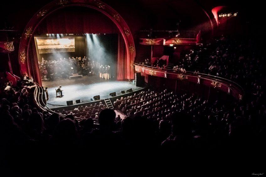 Sortie Théâtre en anglais