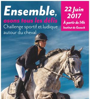 Challenge sportif et ludique autour du cheval