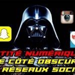 Identité numérique et le côté obscur des réseaux sociaux