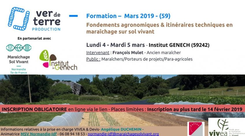 Conférence agronomie