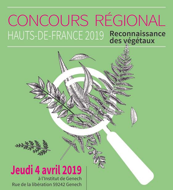 Concours régional de reconnaissance de végétaux