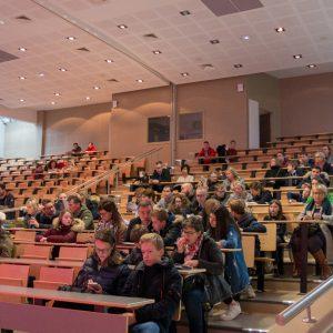 Conférence sur la réforme du Lycée