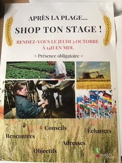 Shop ton stage