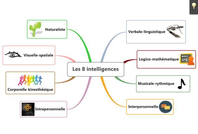 AP : Intelligences multiples