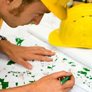 Conduite et gestion de chantier en aménagement paysager