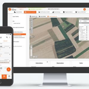 Application mobile SMAG Farmer