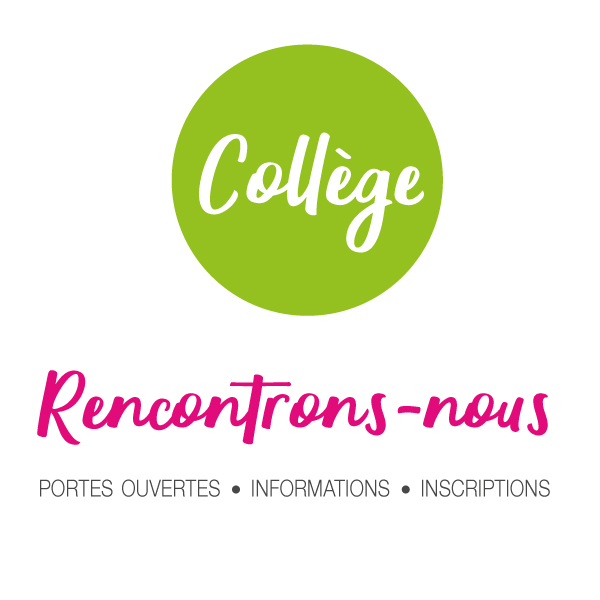 Inscription 2021 au Collège