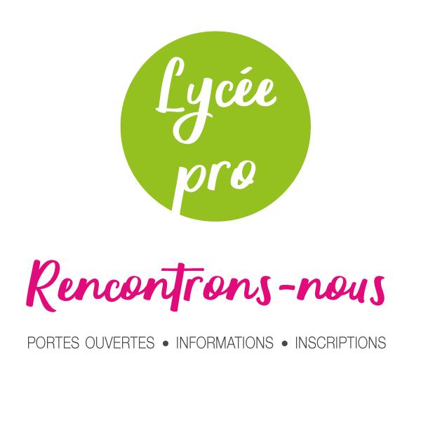 Inscription 2021 au Lycée Professionnel