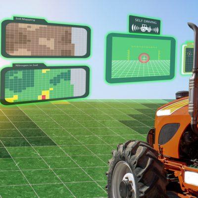 Utilisation des systèmes de guidage en agriculture
