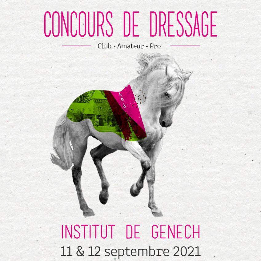 Concours de dressage 11 -12 septembre